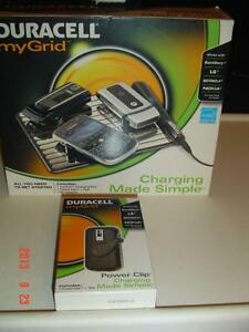 """DURACELL MY GRID"" CHARGING PAD - FOR UP TO 4 DEVISES AT ONCE Windsor Region Ontario image 1"