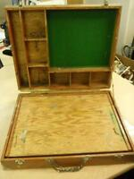 REDUCED TO CLEAR Artist case/ Stand and Accessories $30.00
