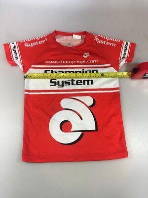 Champion System Child Tech T Shirt Youth Medium YM (5796-18)