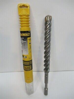 Dewalt Dw5760 1-14 X 16 Rotary Hammer Drill Bit Spline Shank 4 Cutter