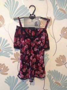 BNWT M&S Limited Collection Runway CAMI Set Size 10
