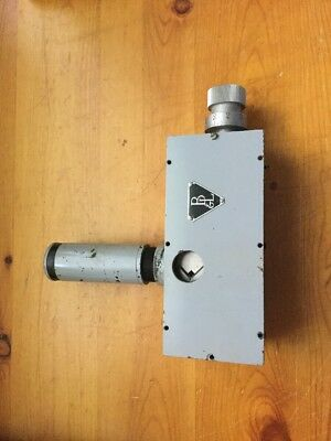 Bausch Lomb Optical Optic Lens Microscope Piece Part As Is