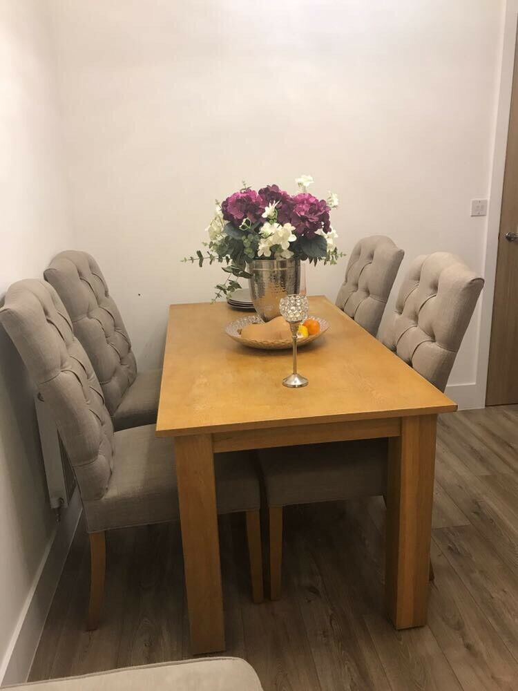 Wooden table chelmsford Essex