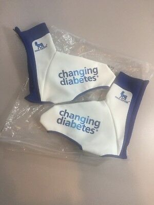 Nalini Tt1 Novo Nordisk Changing Diabetes Cycling Shoe Covers Small S  5500 11