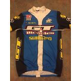 Vintage Shimano GT Bicycles Cycling Bike Bicycle Jersey RARE