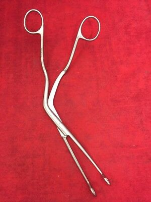 New Sklar Merit Magill Cath Tracheal Tube Forceps 98-289 10