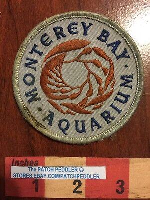 Older California Patch Monterey Bay Aquarium  Souvenir Collectible 5O76
