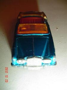 MATCHBOX LESNEY NO. 69 DIECAST ROLLS ROYCE SILVER SHADOW COUPE Windsor Region Ontario image 2