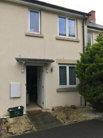 2-Bed House for rent in Shepton Mallet. Small garden, quiet location, 1 allocated parking space.