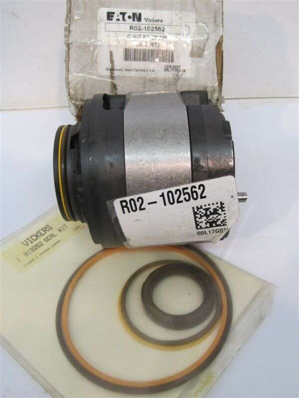 Eaton Vickers   Hydraulic Motors   Surplus Industrial Equipment