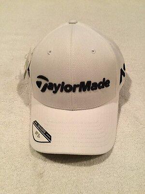 3712e239daa Taylormade Tour Headwear M1 Hat White UPF 25+ One Size NEW Cap