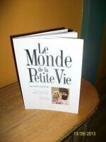 Livre Le monde de la Petite Vie