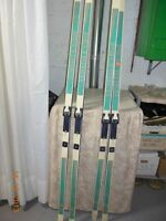 ski de fond/cross country skis