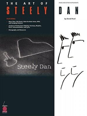 The Art of Steely Dan Sheet Music Piano Other Instruments Solo Piano 002500171