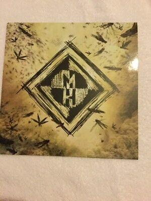 "Machine Head – Locust 10"" (VG+) 2011 Metal / thrash / Metal Hammer / rock"