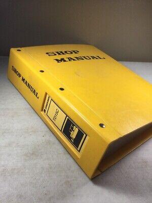 Dresser Td-15c 175c Crawler Dozer Shop Service Manual