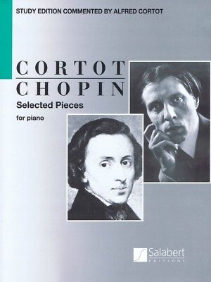 Selected Pieces Sheet Music Piano Book NEW 050601380
