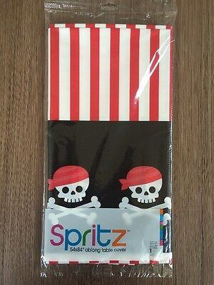 Pirate Table Cover Birthday Party Supplies 54