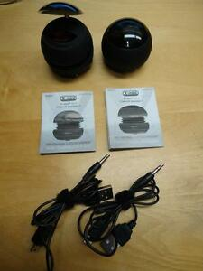 X-MINI Chargeable Capsule Speakers (2W Output)