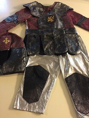Knight In Shinning Armor Costume 3-4T Soft Comfortable Teetot & Company Quality
