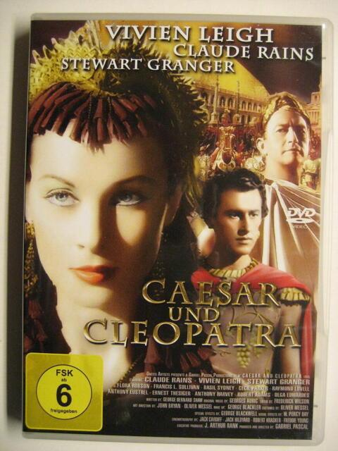 CAESAR UND CLEOPATRA - DVD