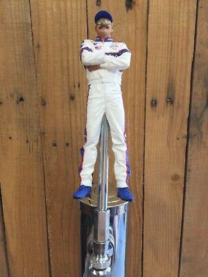 (NASCAR TAP HANDLE Dale Earnhardt Sr BEER KEG Race Chevy GM Goodwrench SunGlasses)