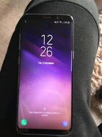 Samsung galaxy s8. Unlocked.