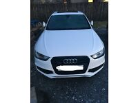 Audi A3 3.0 TDI (245 PS) S Line Quattro Black Edition Avant, 2012, White, fully equiped, HPI Clear