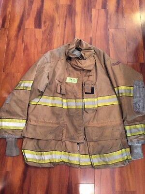 Firefighter Globe Turnout Bunker Coat 50x35 G-xtreme Halloween Costume 2005