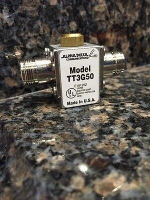 Alpha Delta TRANSI-TRAP SURGE PROTECTOR TT3G50