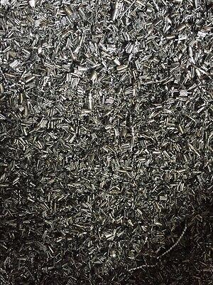 Steel Metal Iron Shavings Orgone Scrap Filings Turnings Supplies 5 Pounds