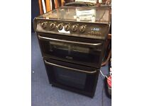 Cannon gas cooker brown 600mm wide