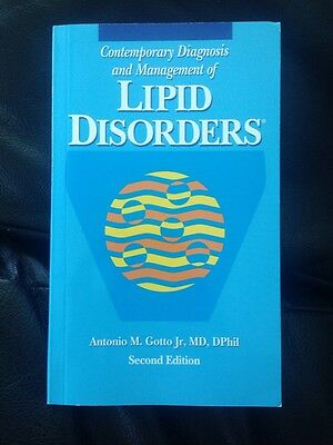 Contemporary Diagnosis And Management Of Lipid Disorders  2Nd Ed  Isbn1884065732