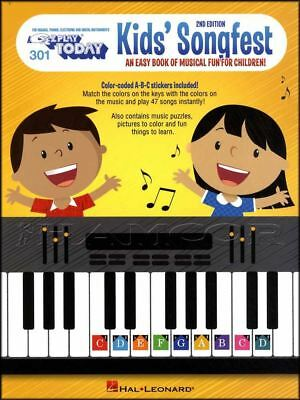 Easy Keyboard Music Book EZ SFX Musicals BROADWAY SONGS E-Z Play Today 16