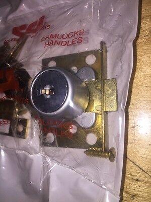 Corbin Cabinet Lock Ccl Drawer Lock Spring Bolt 02065 12 Brass New