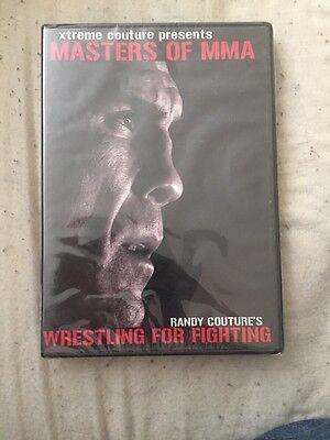 Учебный материал Randy Couture Wrestling for