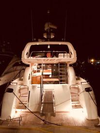1/8 Yacht/Boat Share, 2001 Azimut 58, Alcudia, Mallorca,Spain