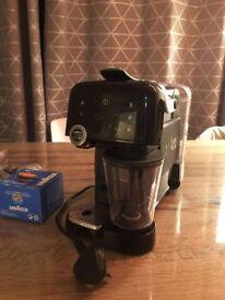 Lavazza A Modo Mio Fantasia LM7000 Cappuccino Latte Coffee Machine