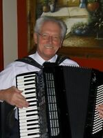 CONTINENTAL ACCORDION PLAYER