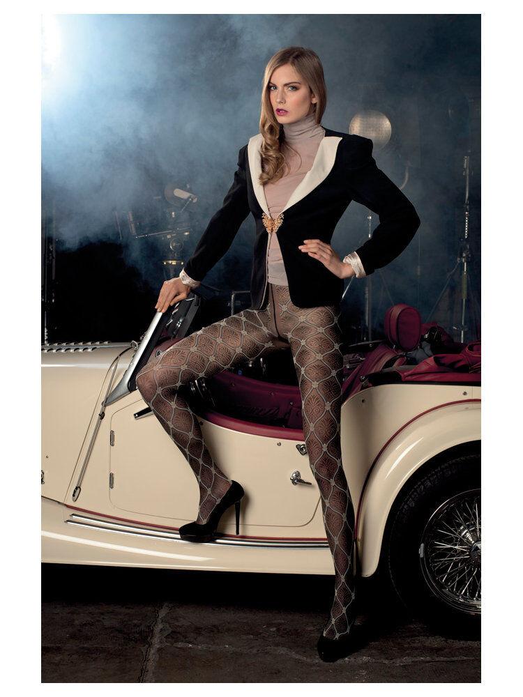 Trasparenze Clara Hipster Strumpfhose Farben Schwarz Nylon 20d Natürlich