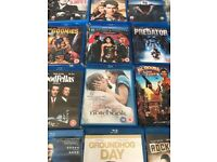 Variety of Blu-rays (originals)