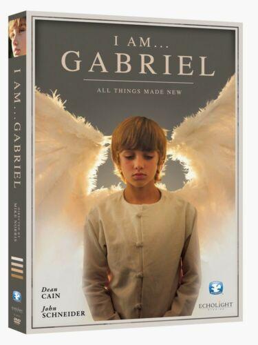 I Am Gabriel DVD - Dean Cain - Spiritual - Brand New - Free Shipping