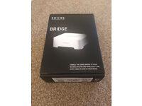 Sonos Bridge Wireless Extender in Box