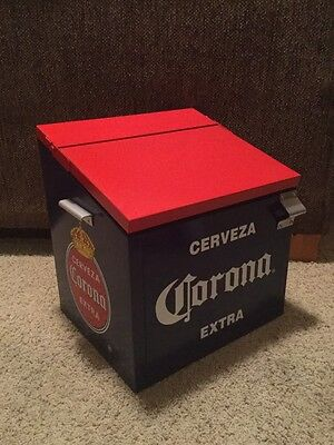 CORONA COOLER EXTRA BEER ICE CHEST COOLER WITH OPENER