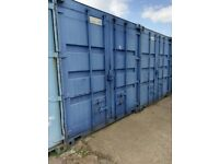 SECURE AND SPACIOUS CONTAINERS available for storage | Oakley, Bedford (MK43)