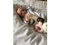 Reborn doll Esme