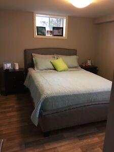Brand new one bedroom basement apartment in quiet neighbourhood