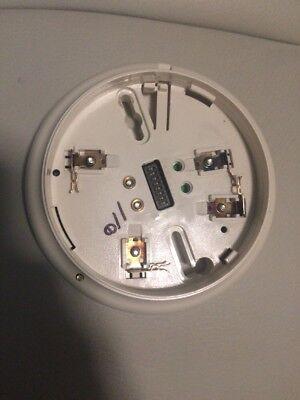 Simplex 4098-9792 Fire Alarm Smoke Detector Addressable Base