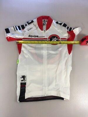 Assos Equipe Cycling Jersey Size XSmall XS (5746) Assos Equipe Cycling Jersey