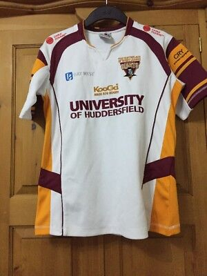 Huddersfield Giants Rugby League Shirt Youth